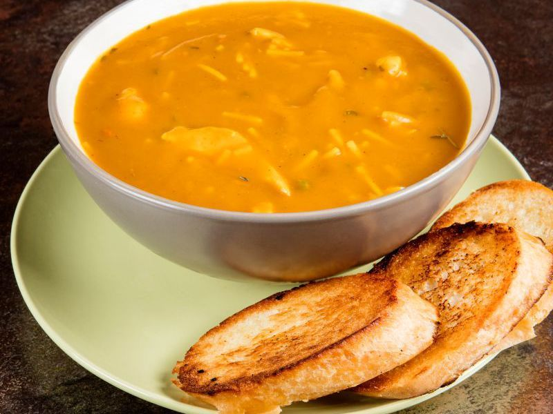 easy homemade chicken soup  recipe with images