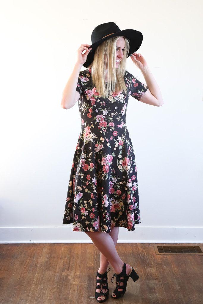 The Spring Ellie Dress