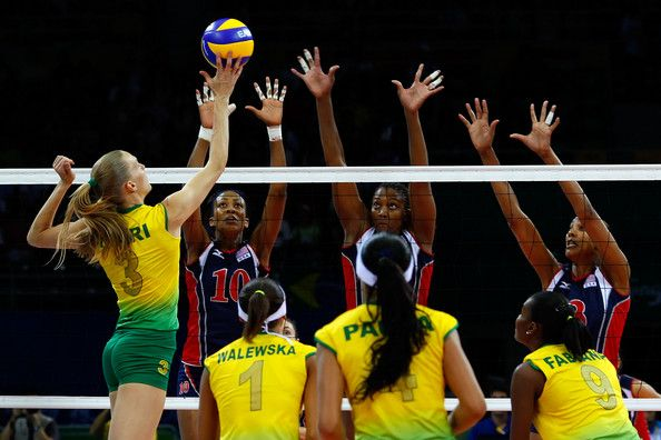 Kim Glass Photos Photos Olympics Day 15 Volleyball Women Volleyball Volleyball Sports