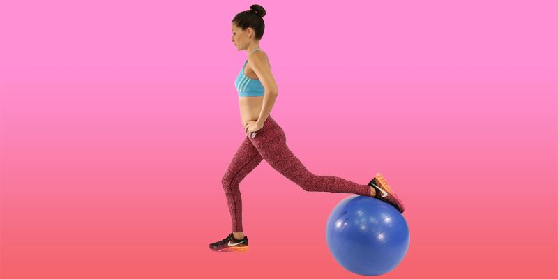 6 New Ways to Use an Exercise Ball #exerciseball