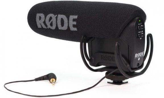 Røde Videomic Pro suuntamikrofoni Rycote ripustuksella DV- ja DSLR-kameroille – AV-mikrofonit – Mikrofonit – Musiikki – Verkkokauppa.com