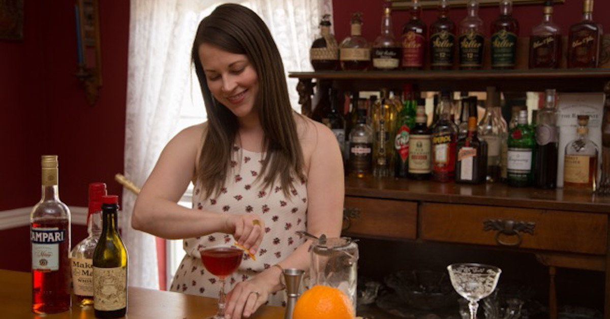 7 Home Bartenders You Should Follow on Instagram