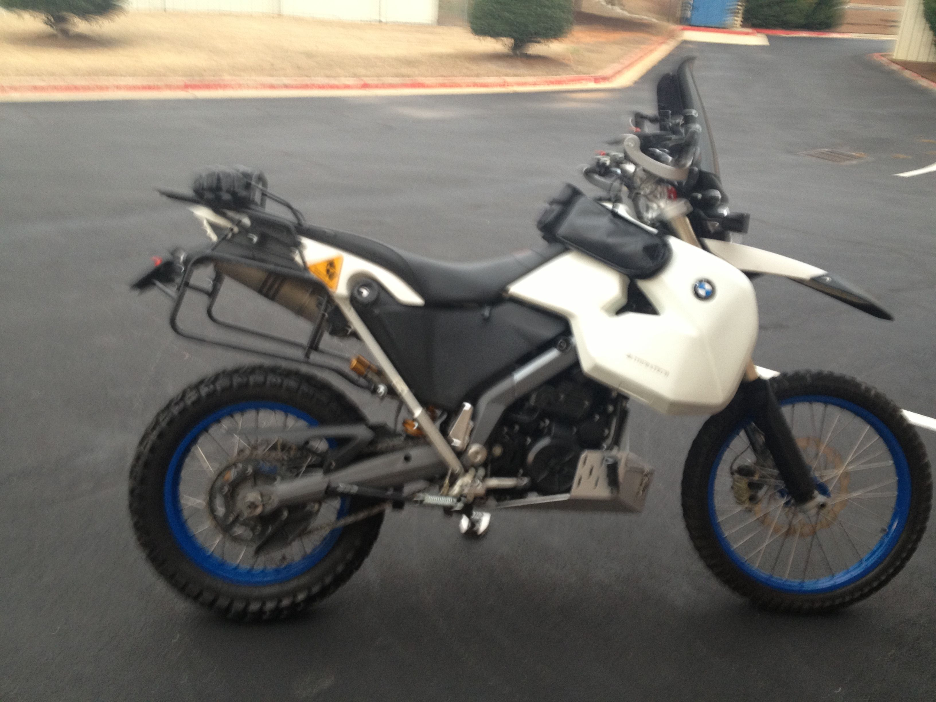 2007 Bmw G650 X Challenge Motorcycle Motorcycle Bmw Sport Bikes