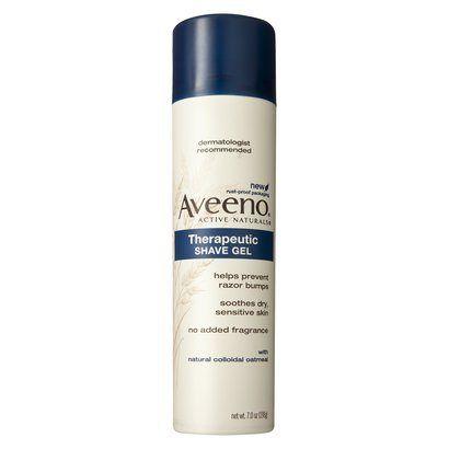Gratis Aveeno Crema De Afeitar En Target Aveeno Therapeutic