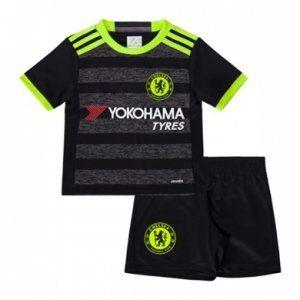 Kids Chelsea FC 16-17 Season Away Kit (Shirt+Short) Kids Chelsea FC 16-17  Season Away Kit (Shirt+Short)|cheap soccer jerseys|cheapsoccerjersey.org  [G528] ...