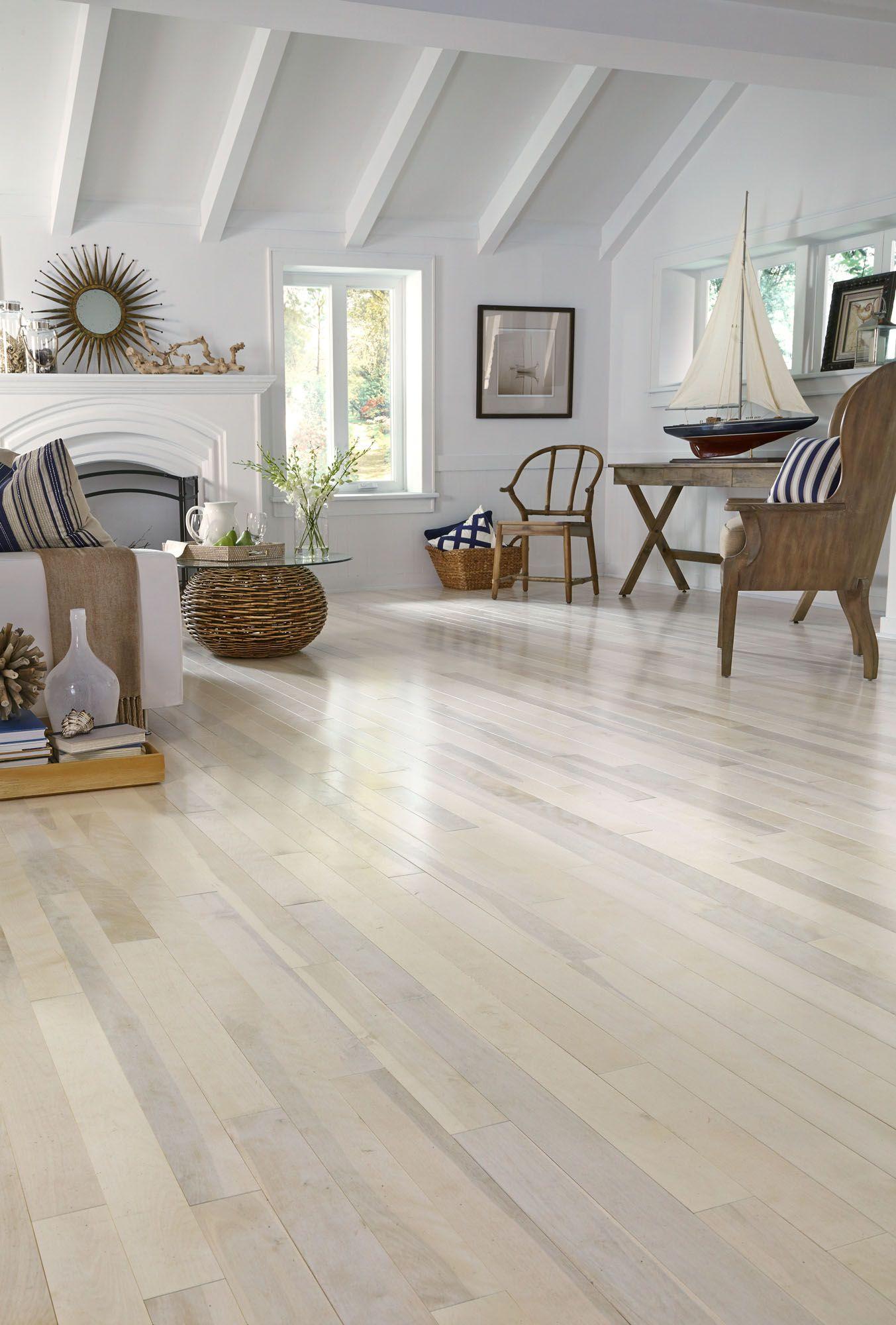Farmhouse White Birch is light & bright perfect to open
