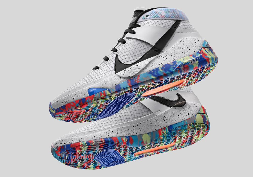 Nike KD 13 Multi-Color Camo - Release