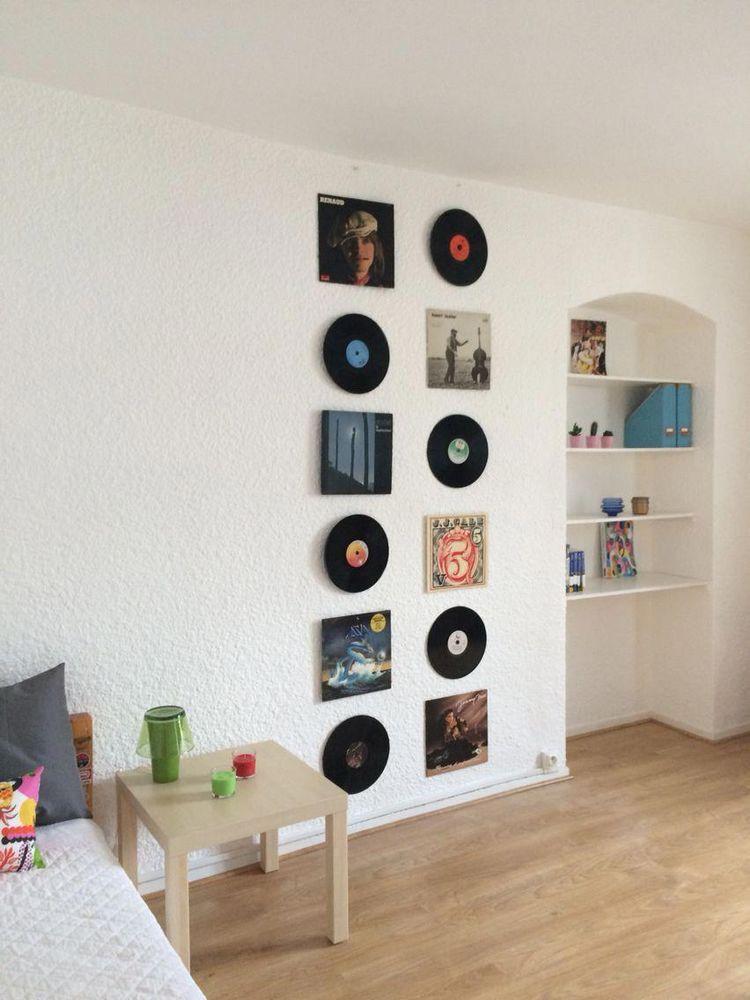 Beach Wall Vinyl Record Home Room Art Vintage Modern Decoration