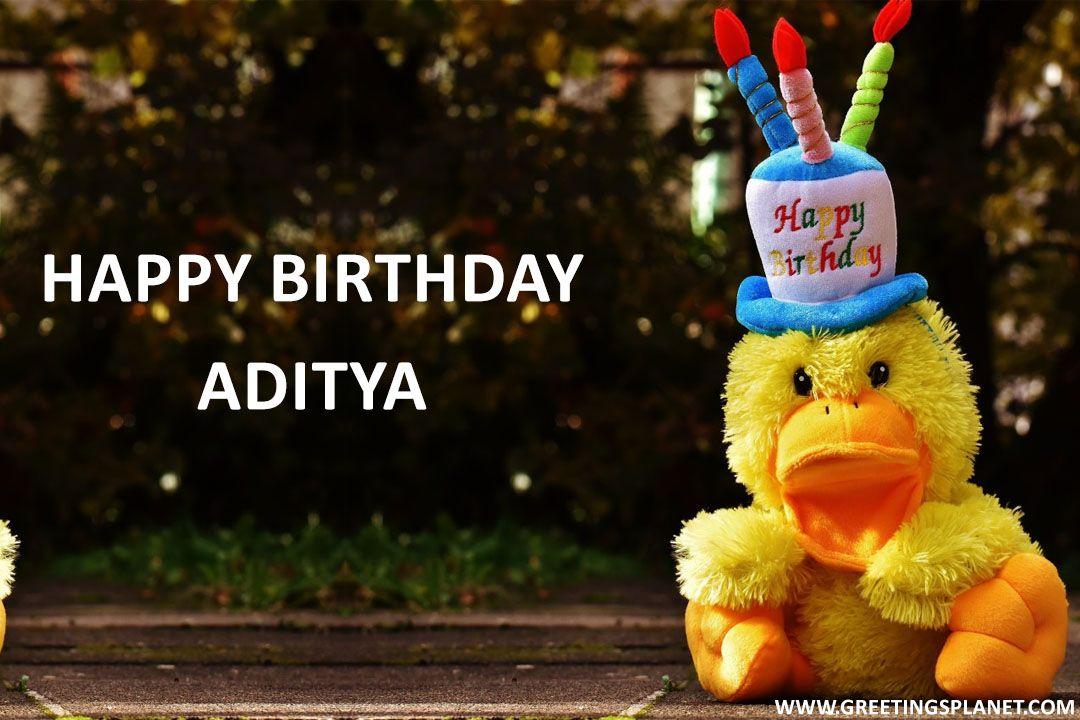 Happy Birthday To Aditya Birthday Wishes Cards Unique Birthday Gifts Hapoy Birthday