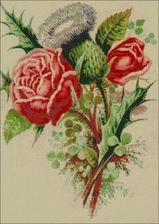 Pin By Ashley Gianninotti On Tattoo Love Scottish Thistle Tattoo Floral Painting Thistle Tattoo