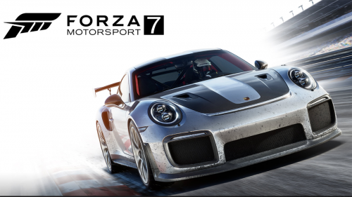 Forza Motorsport 7 Revealed Coming This Fall On Xbox And Pc Forza Motorsport Porsche 911 Gt2 Rs Porsche 911 Gt2