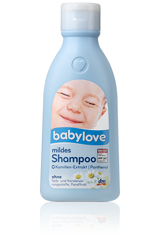 Hair Care Products Shampoo Babylove Mildes