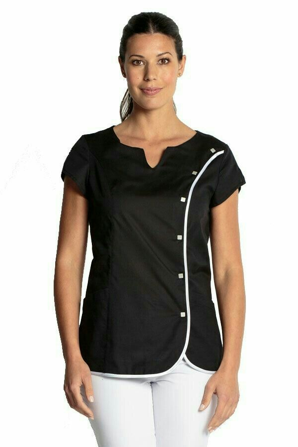 Pin by walaa zidan on scrubs suit uniformes uniformes for Spa uniform patterns
