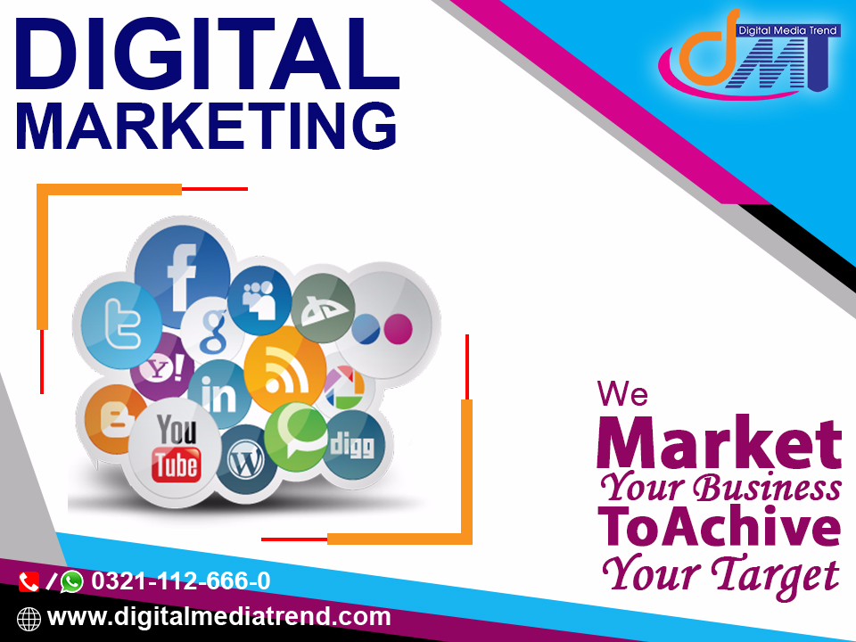 Digital Marketing Services In Lahore Digital Marketing Services Digital Marketing Digital Marketing Agency
