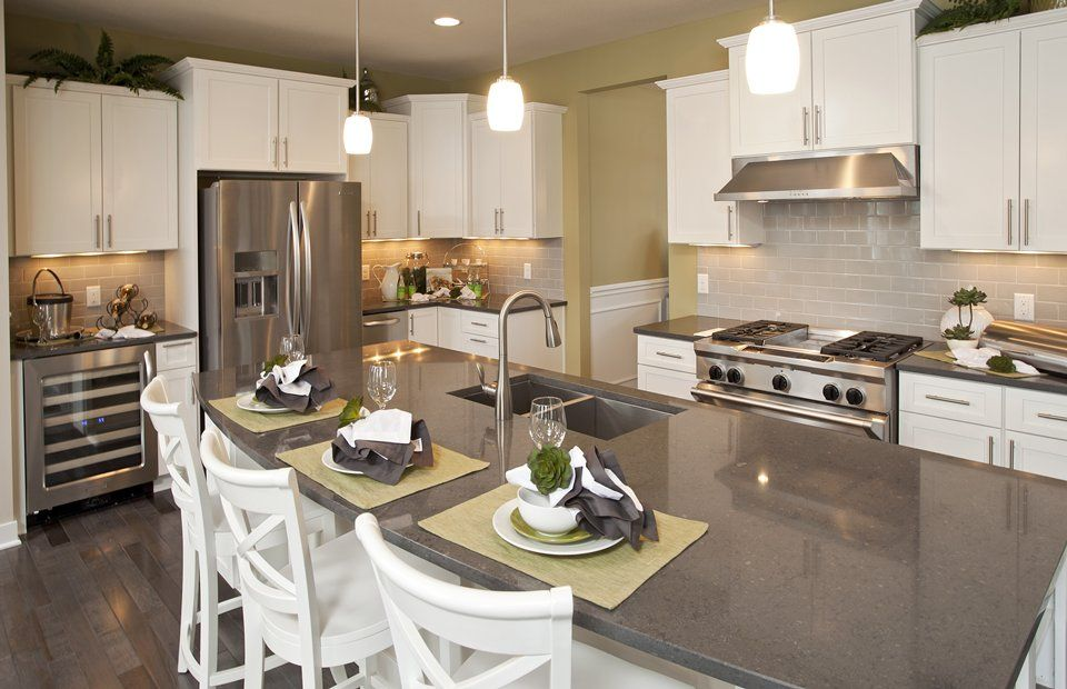 Charmant Kitchen Design · Dancing Waters   Misty Woods | Woodbury MN New Homes |  Pulte Homes