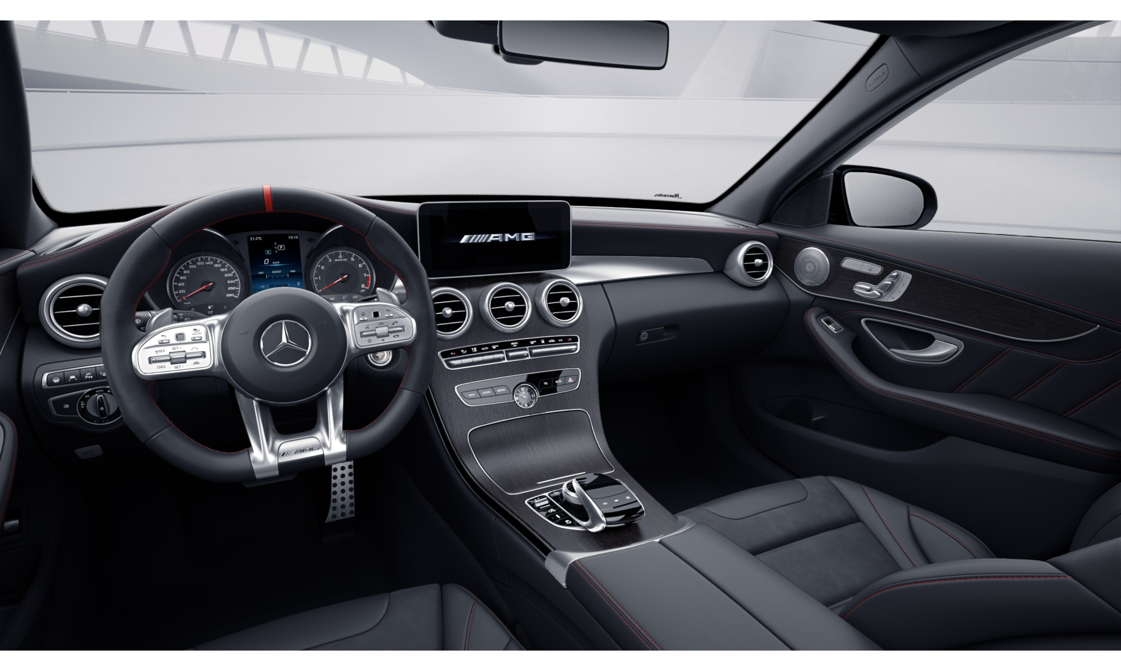 Build Your Own 2019 Amg C 43 4matic Wagon Mercedes Benz