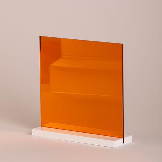 Orange Acrylic Mirror Sheet Mirorange