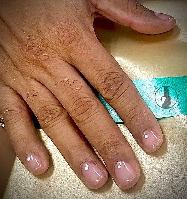 Reborn Shine On Instagram Male Mani Con Rebornshine Malemanicure Gelpolish Clearnails Naturalnails Nails Nailspr Mens Nails Nail Polish Gel Nails