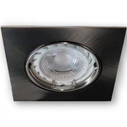Photo of C-Light GmbH 3er Set – 5,5 W Led (pa-ww) – Gu10 Spots 0210 alu gebürstet C-Light GmbH