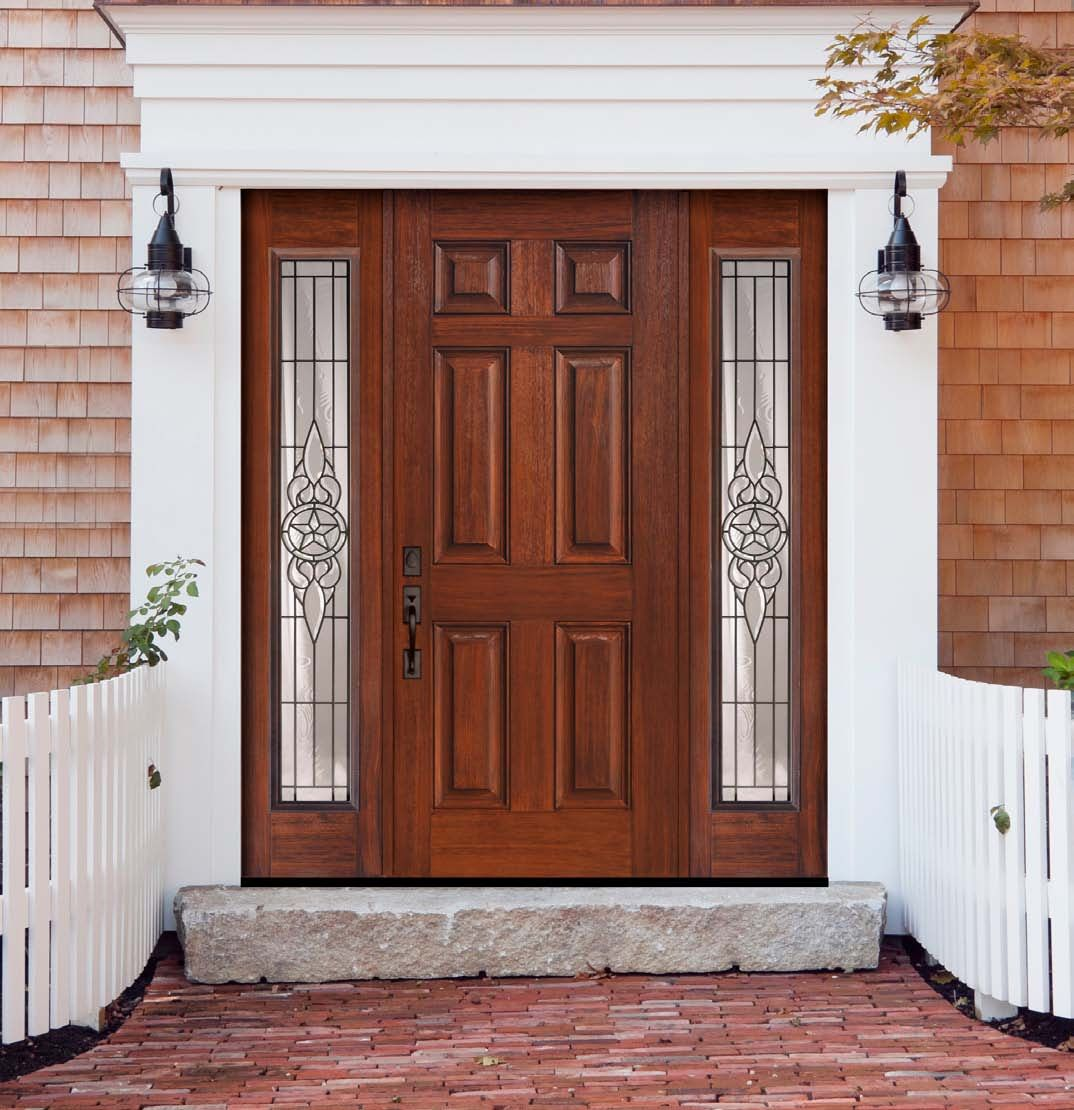 High Quality Entry Door Sidelights
