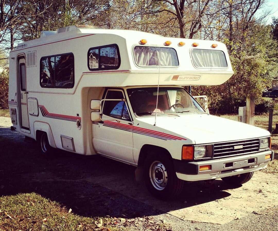 Toyota Bakersfield Ca: 1987 Sunrader Batesville AR