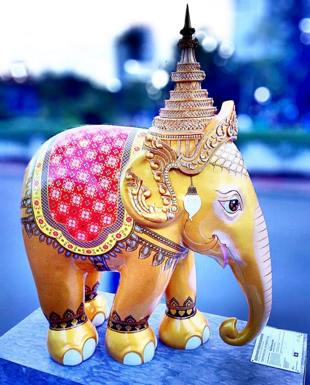 Golden Elephant From Elephant Parade Bangkok 2015 At Lumpini Park Elephantstatue Statue Streetart Gold Elephant Parade Elephant Art Elephant Illustration Discover 1582 free elephant png images with transparent backgrounds. elephant parade bangkok 2015