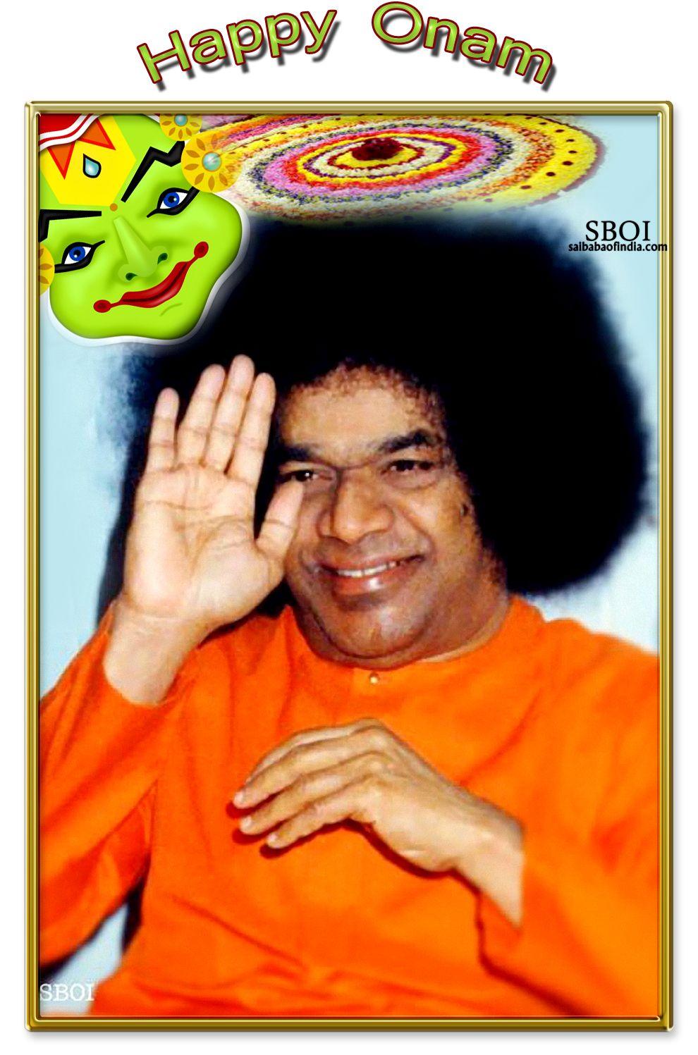 Pin by Sai Ram SBOI on Sathya Sai Baba Photos & Quotes