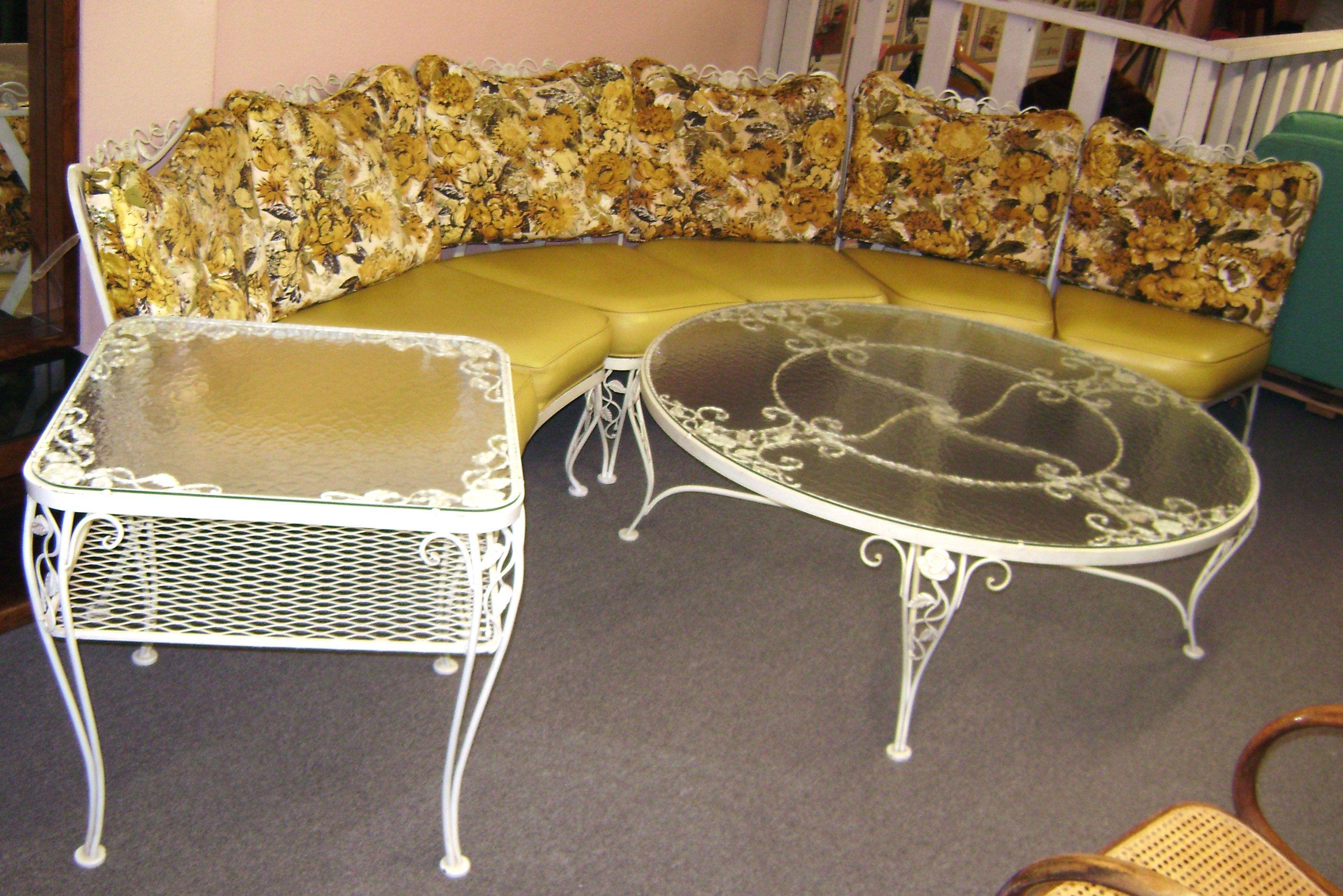 Furniture Vintage Outdoor