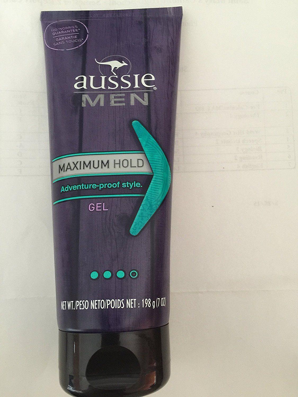 Men's Aussie Maxium Hold Gel 7.0 oz >>> This is an