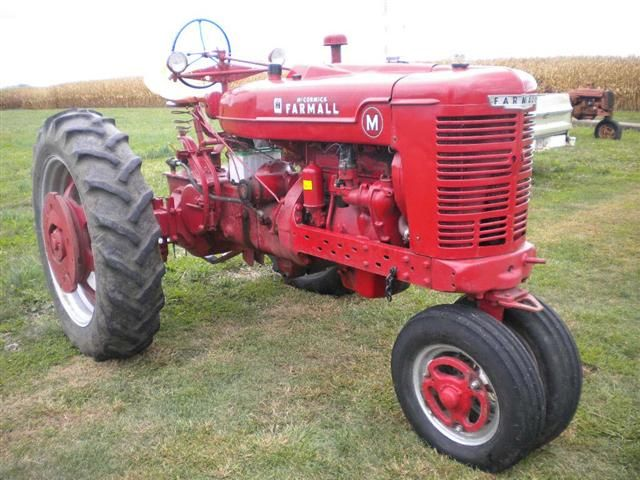 1941 Farmall M Tractor for sale | Cars | Pinterest | Tractor ...