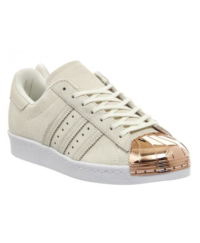 df6096069bfb5 Discount Adidas Superstar Womens Gold Fashion Trainers T-1285 ...