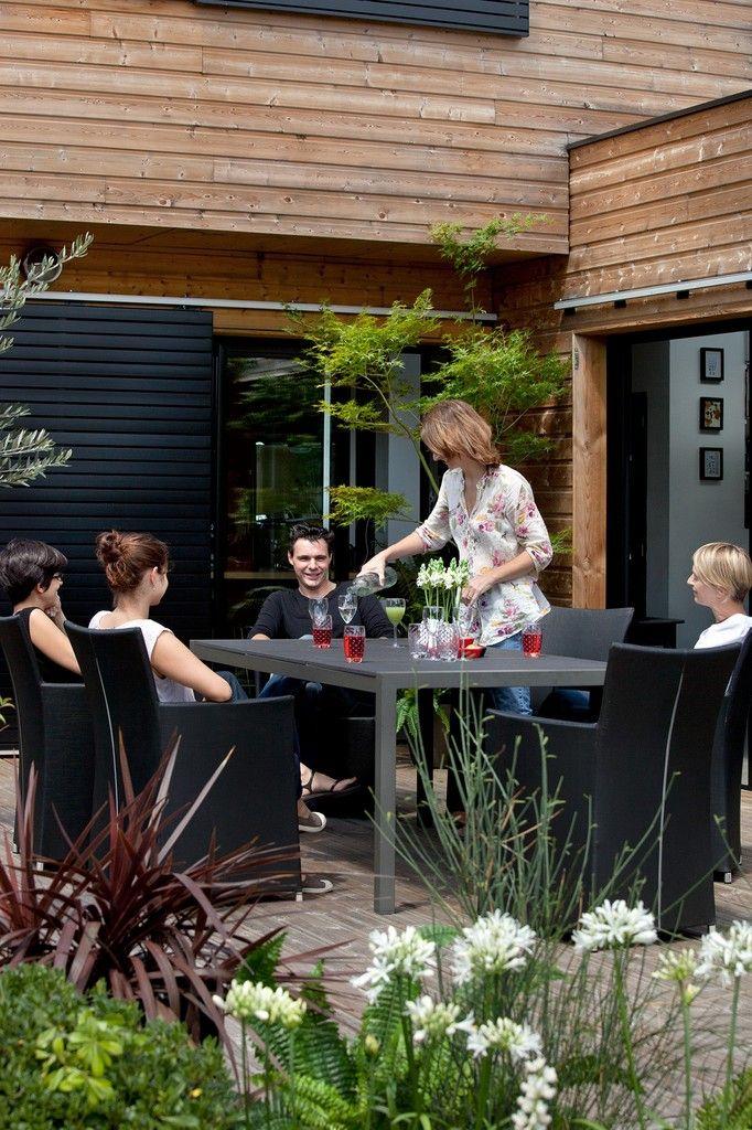 Des terrasses bois Maisons Durables Terrasse / Pergola Pinterest