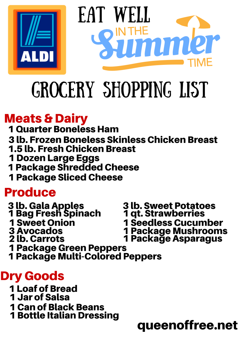 ALDI-Summer-Grocery-Shopping-List.png (793×1122) | Nummy Nummy ...