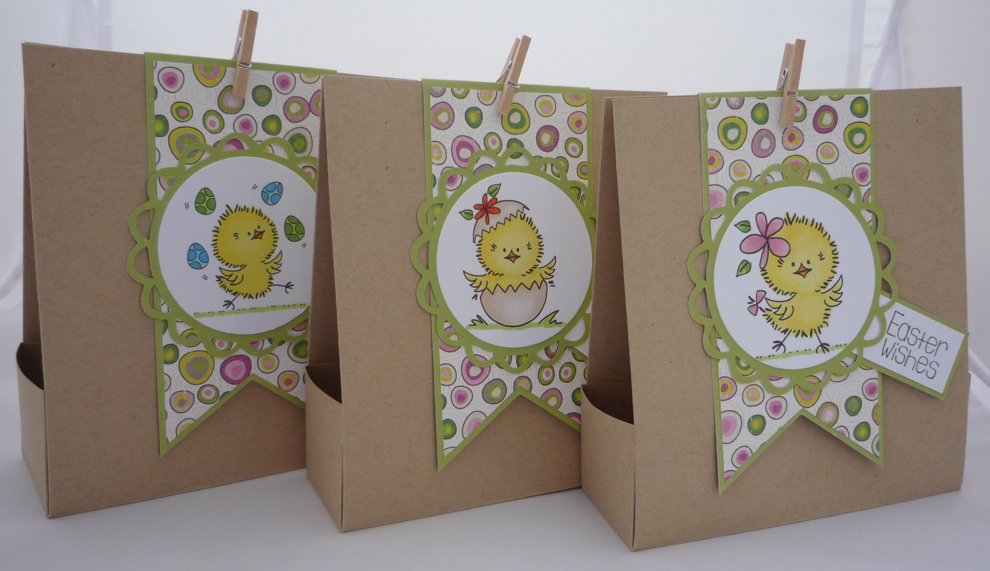 Easter gift bag trio gifts bags pinterest easter basket ideas easter gift bag trio negle Choice Image