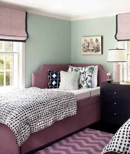 30 modern bedroom ideas - Mint Green Bedroom Decorating Ideas