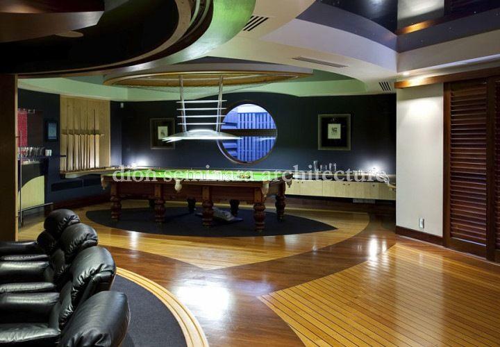 pool room interior design architects brisbane dion seminara