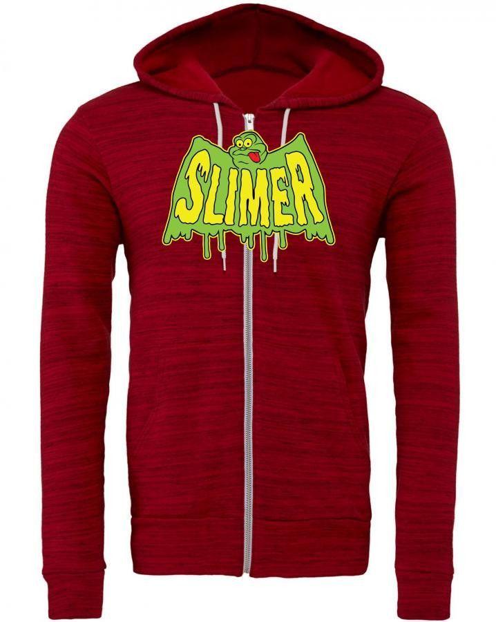 160703927a you've been slimed funny Zipper Hoodie Shirt Designs, Sweatshirts, T Shirt,