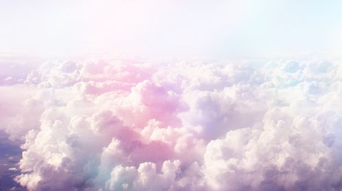 Unduh 101+ Background Tumblr Clouds Gratis