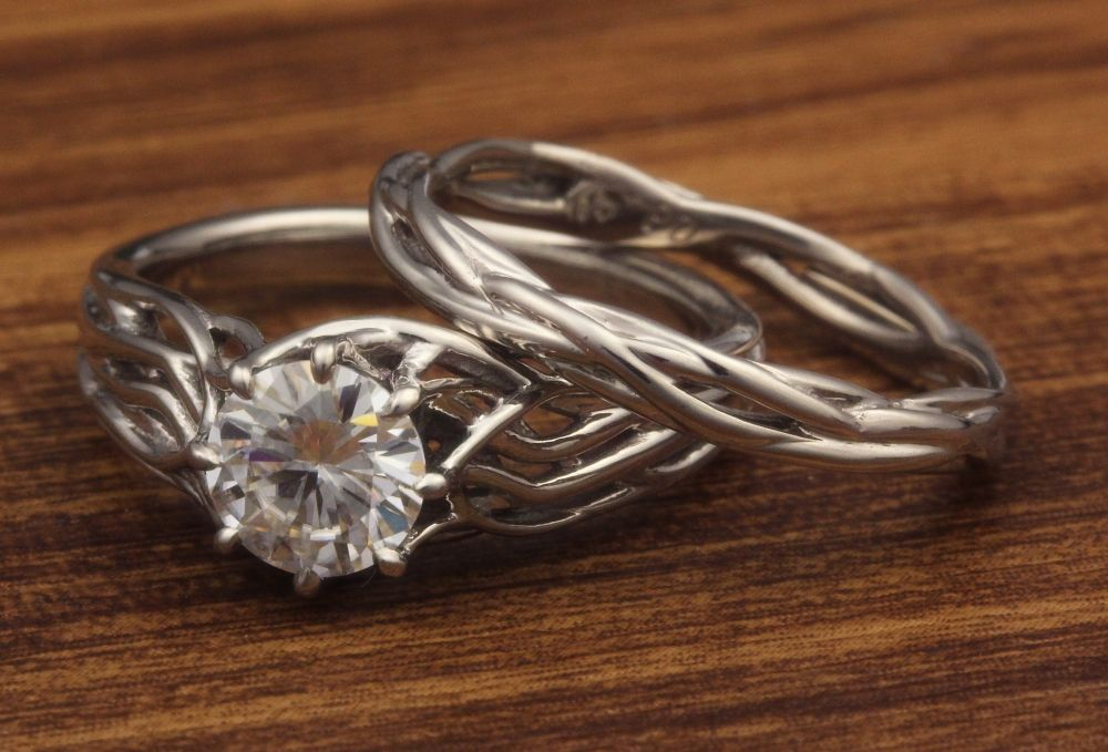 Tree Of Life Engagement Rings In 2020 Engagement Rings Rings