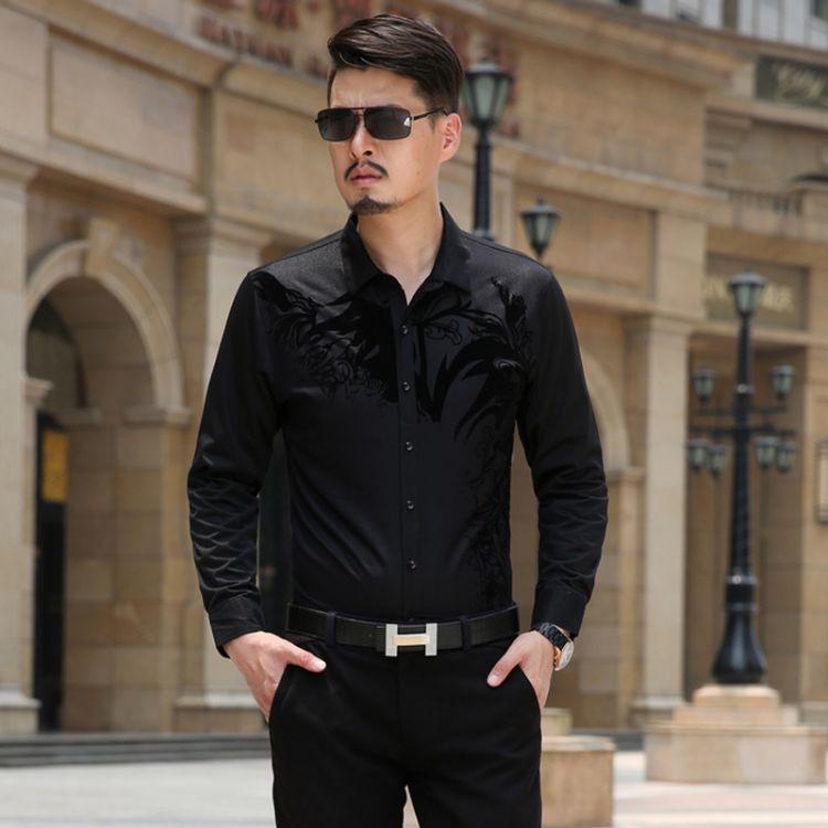 schwarzes hemd kombinieren stilvolle ideen elegant modern