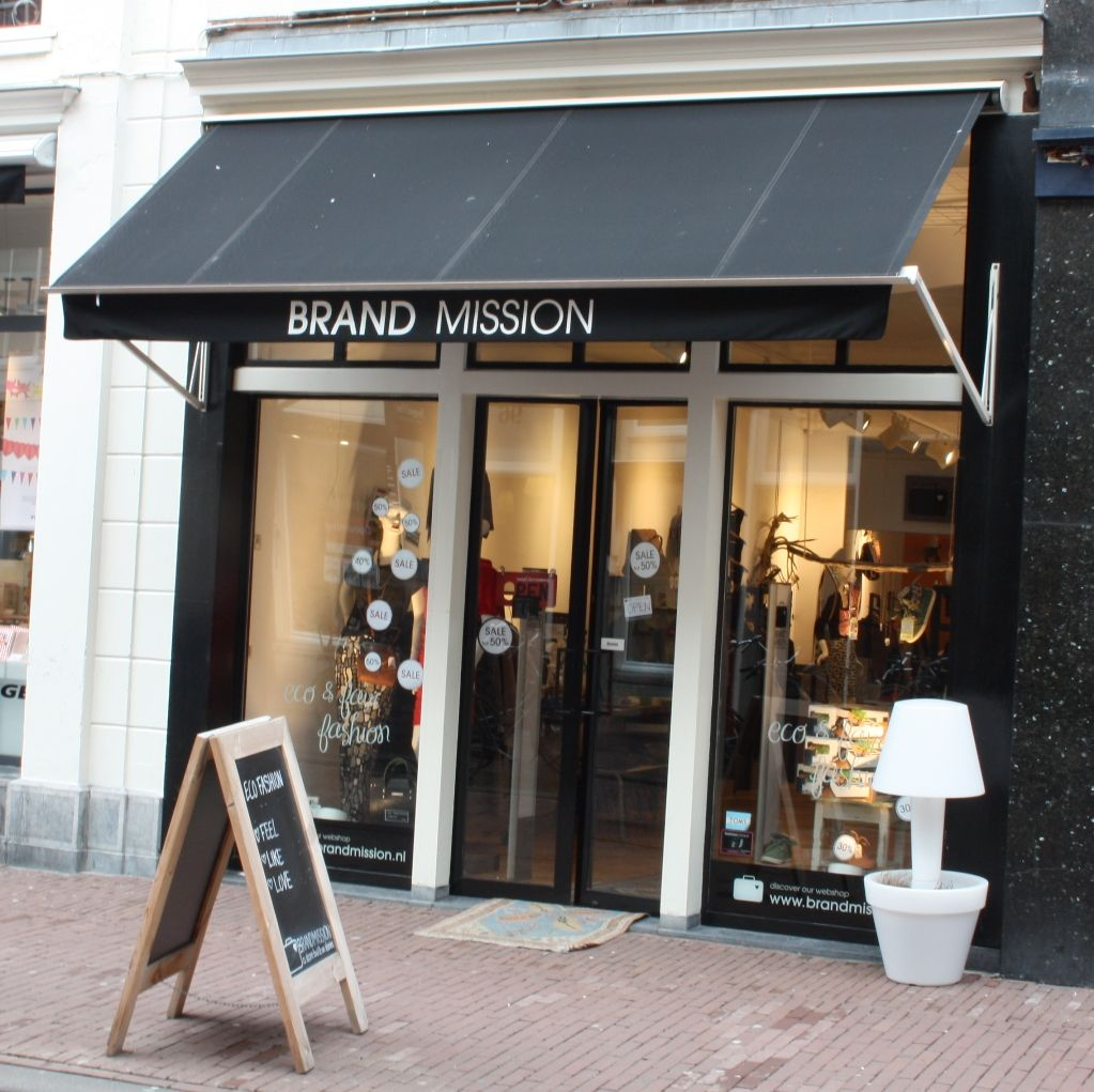 BrandMission | Zijlstraat 85 Haarlem | Green and the Cities