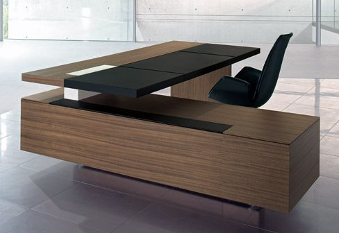 Mobili Reception ~ Individual office workstation eos by las mobili detail