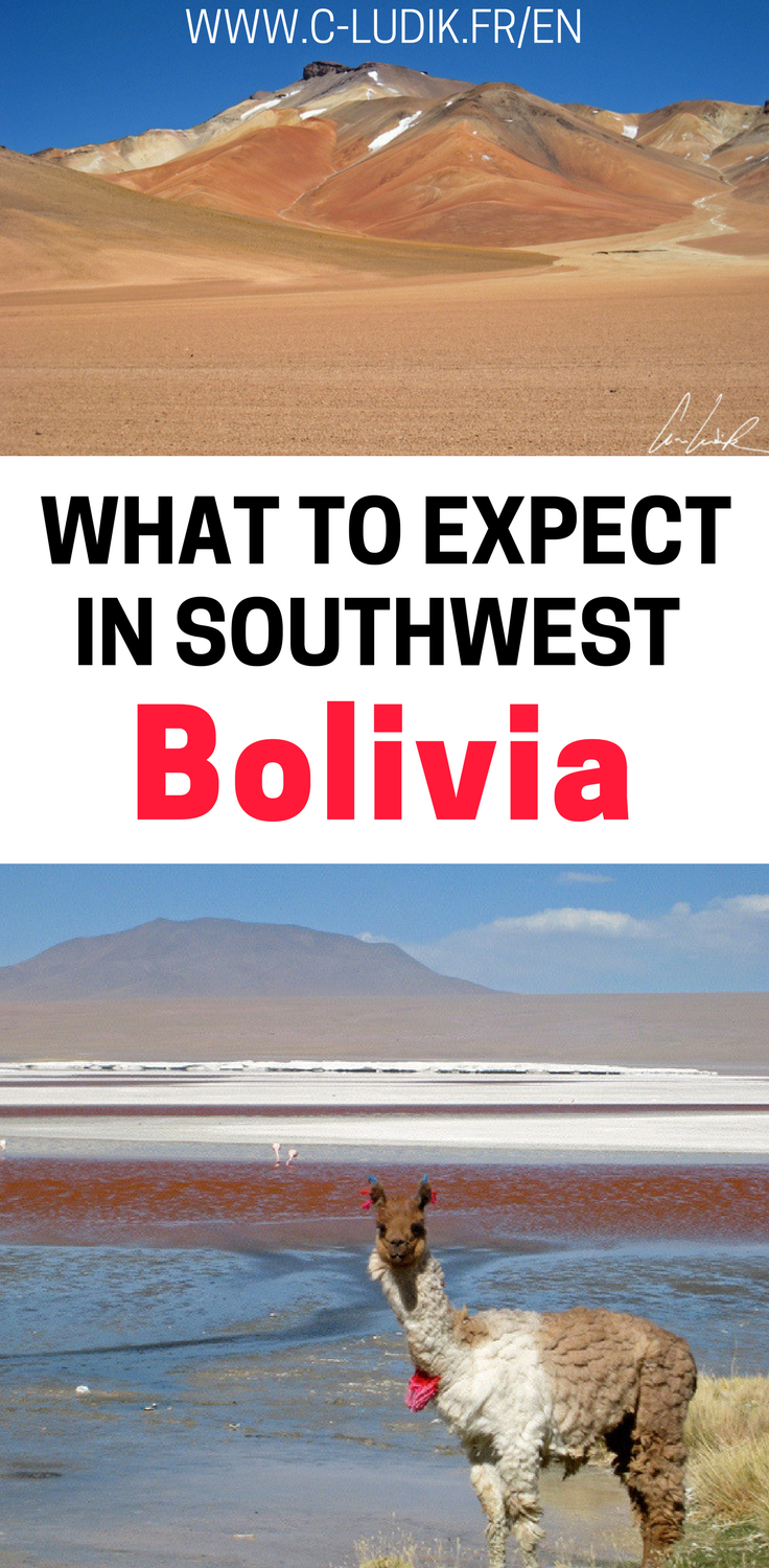 Bolivia is full of breathtaking scenery and landscapes. If you love nature and scenery that looks too beautiful to be real, then you will LOVE Bolivia. You'll get to see lots of geothermal activity in Bolivia as well with steaming pools and bubbling mud all around. Make sure you check out this guide to neat things to do in Bolivia before you plan your trip. Don't forget to save this to your travel board so you can find it!