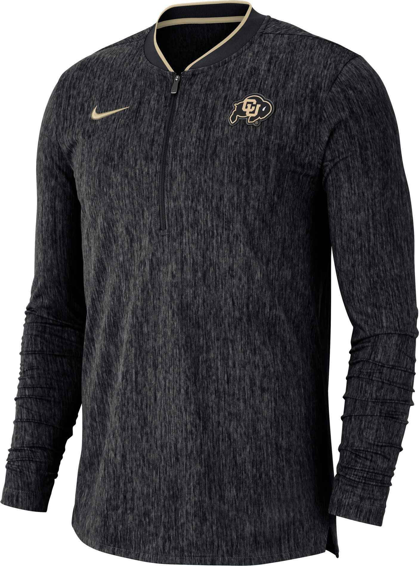 check out 59637 4a702 Nike Men's Colorado Buffaloes Coach Half-Zip Football ...