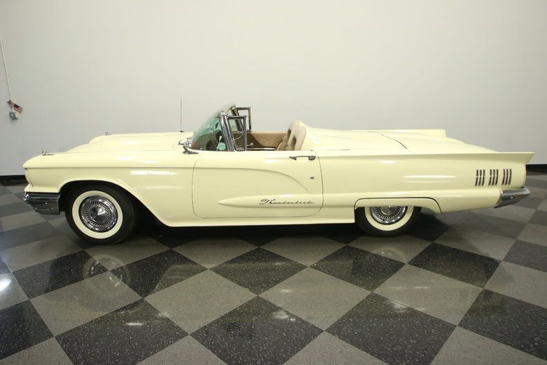 1960 ford thunderbird convertible sports cars for sale thunderbird car ford thunderbird pinterest