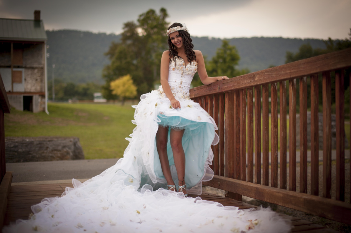 Lakeside Wedding and Electric Blue Election Pictures | Sondra celli ...