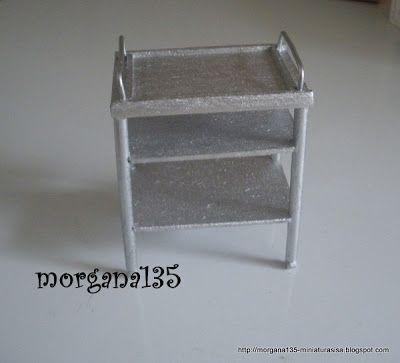 MorganaMiniArt: MUEBLES