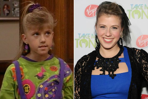 Then + Now: The Cast of 'Full House' | Full house, Jodie ...