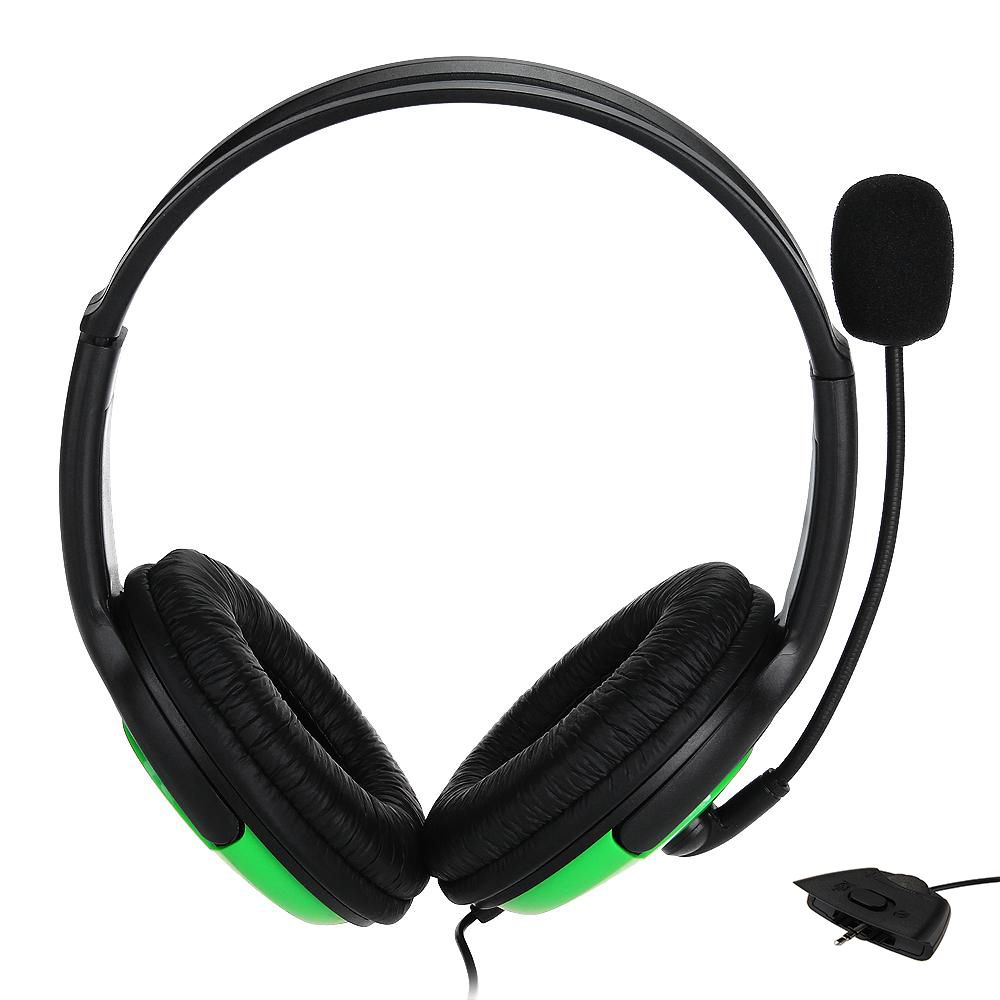 Gaming Headset for Xbox 360 Headsets Headphone Game with Mic ...