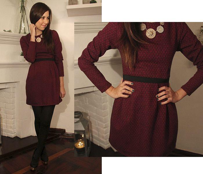 Vestido | Chic | Pinterest | Vestidos de invierno Fin de au00f1o y Vestiditos